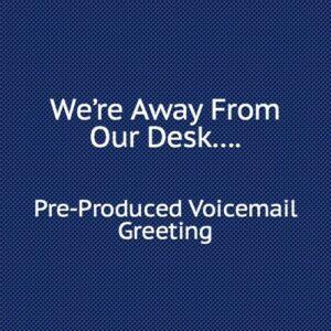 Away From Desk
